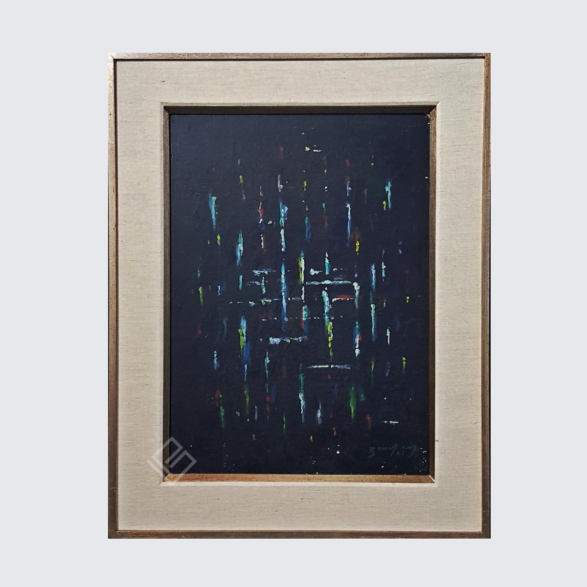 GP-P21015 – Bandeira – OST Abstrato 48×35