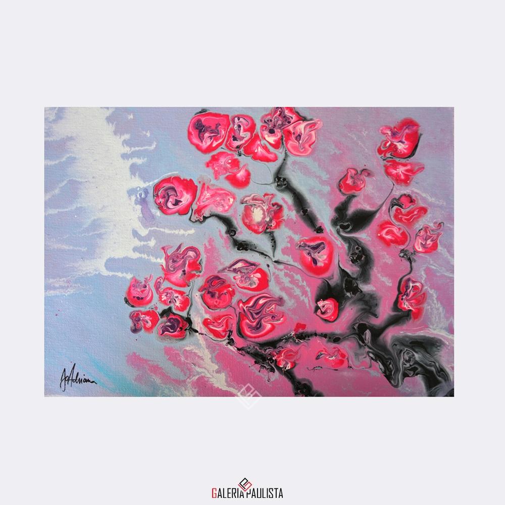 GP-P21033 – Gio Adriana – AST Flores Imaginárias 10 – 22×30