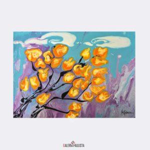 Galeria Paulista flores imaginárias gio adriana
