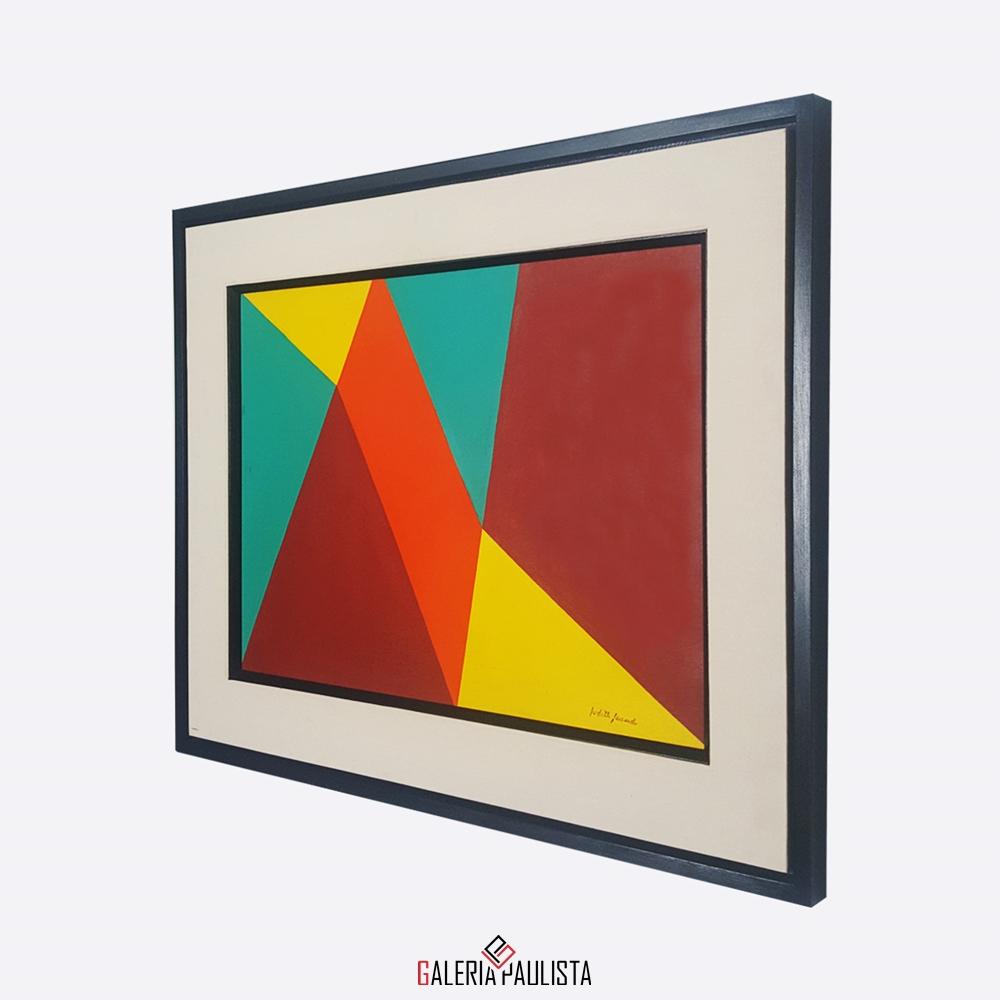GP-P21010 Judith Lauand-Geométrico OST 57×78 galeria paulista 2