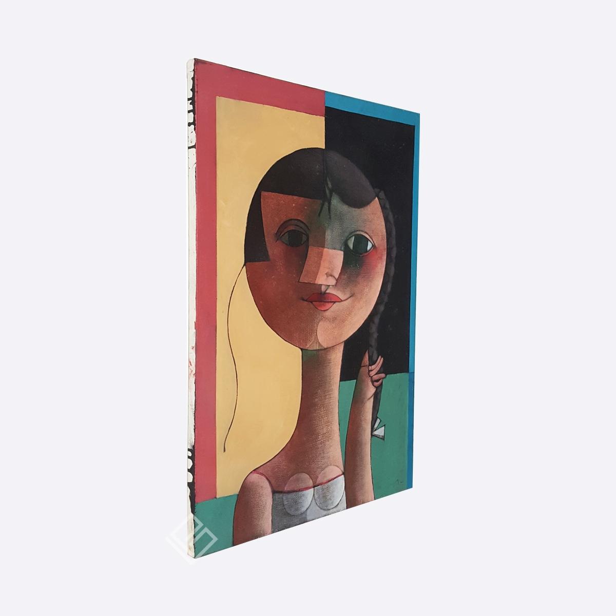 GP-P21042 Inos Corradin – OST – O Novo Penteado de Monica 70x50cm CID e ANV (2)