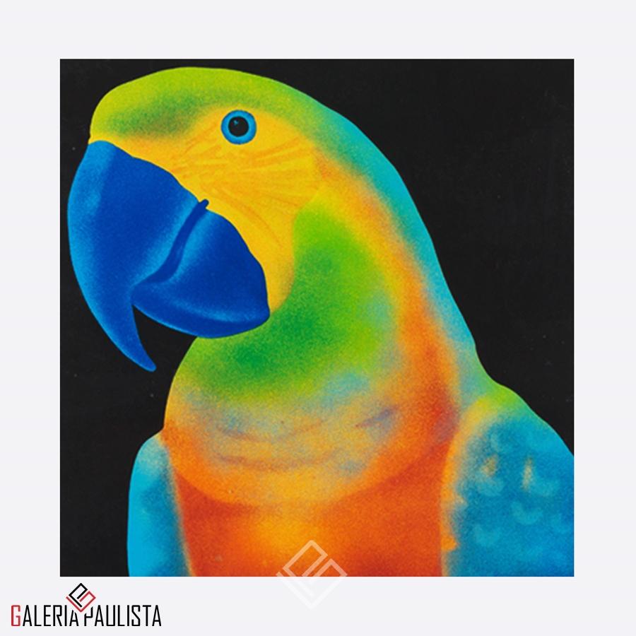 GP-G31007 Claudio Tozzi – Papagalia Serigrafia 70×50 tirag 59 2