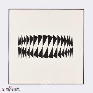 Hercules Barsotti Serigrafia Geometrico