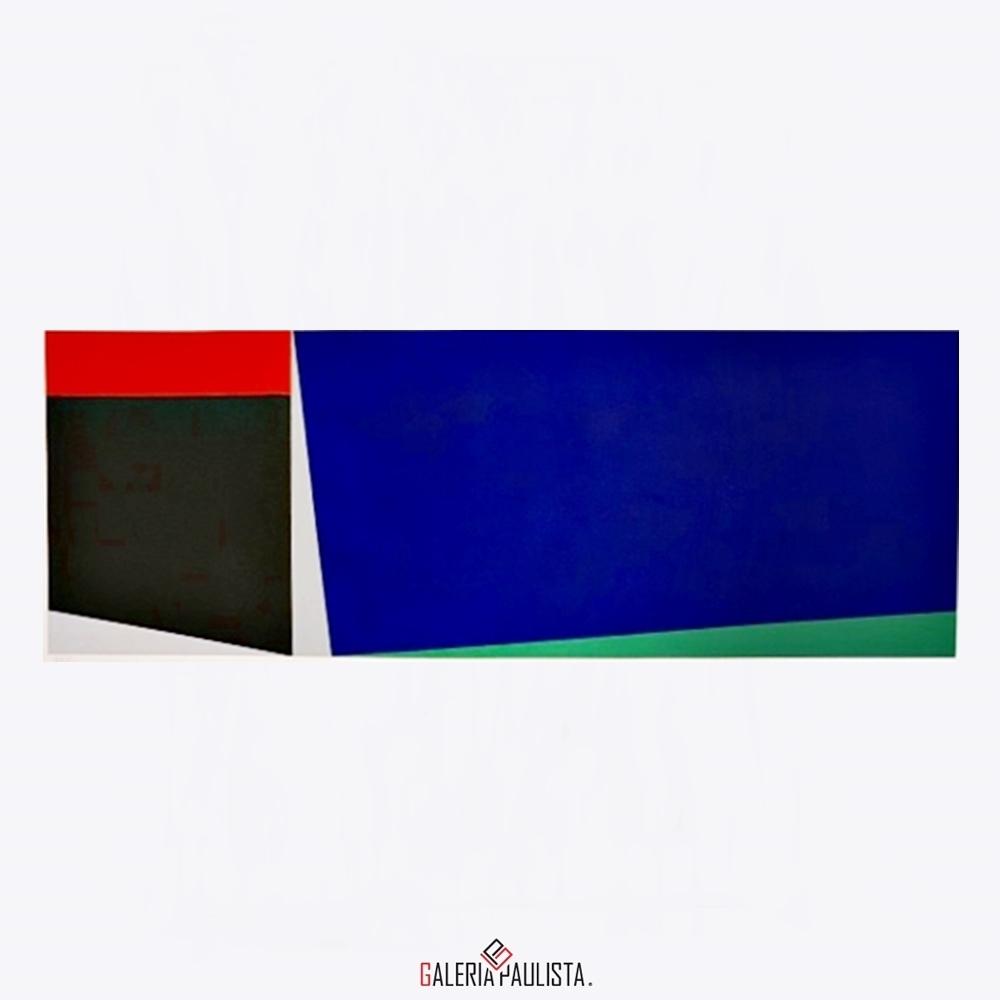 GP-G31050 Eduardo Sued-Geometrico 4 Gravura serie 92 galeria paulista b