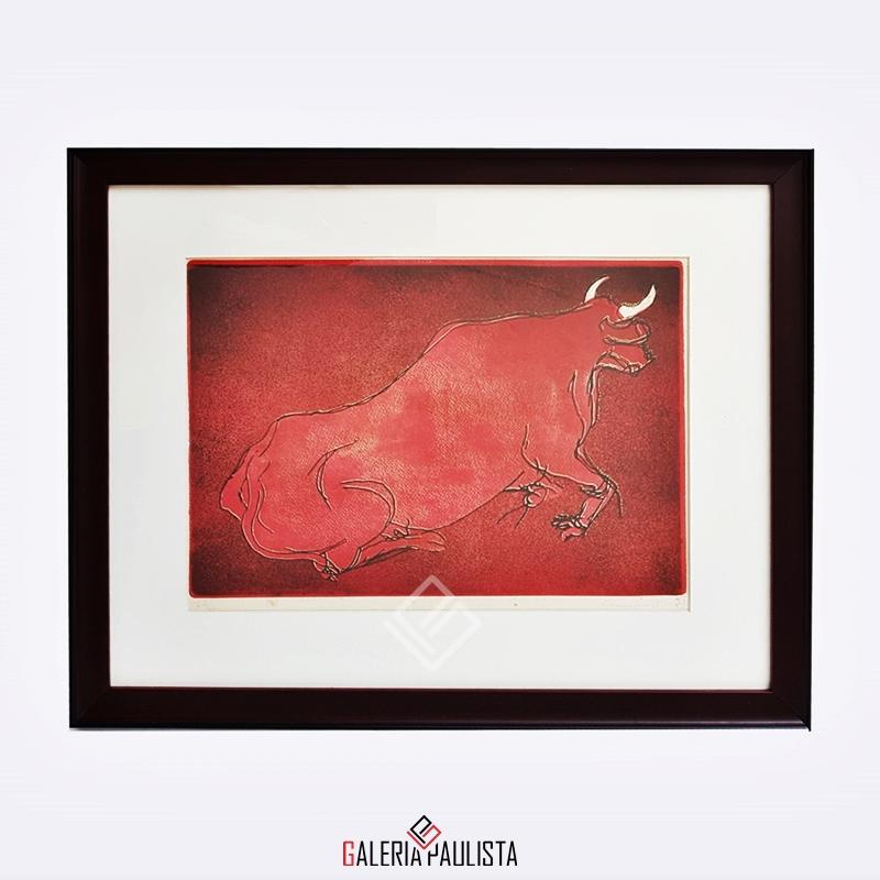GP-G31056-Clóvis-Graciano-Touro-Gravura-26×35-galeria-paulista (1)