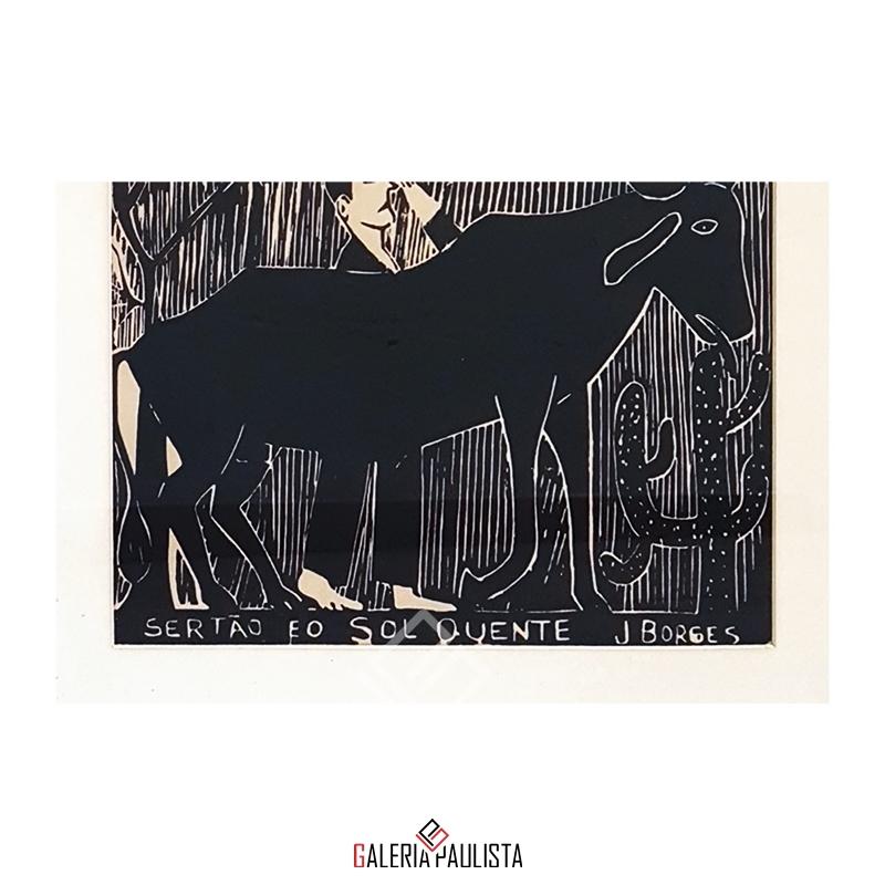 GP-G31057-J-Borges-Sertao-e-Sol-Quente-Xilogravura-galeria-paulista-a