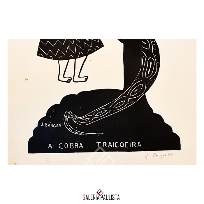 GP-G31058-J-Borges-A-Cobra-Traiçoeira-Xilogravura-galeria-paulista-b