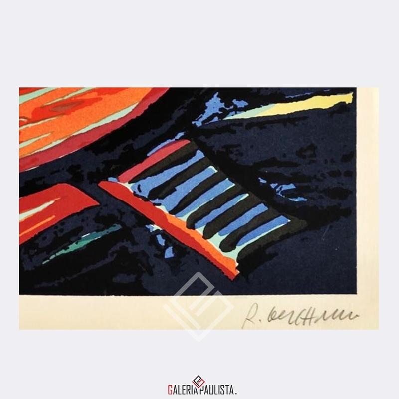 GP-G31060-Rubens-Gerchman-Casal-Beijo-Serigrafia-38×48-galeria-paulista-a
