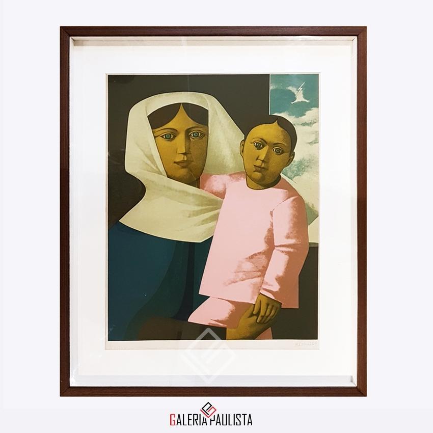 GP-G31063-Reynaldo-Fonseca-Maternidade-Gravura-50×70-galeria-paulista