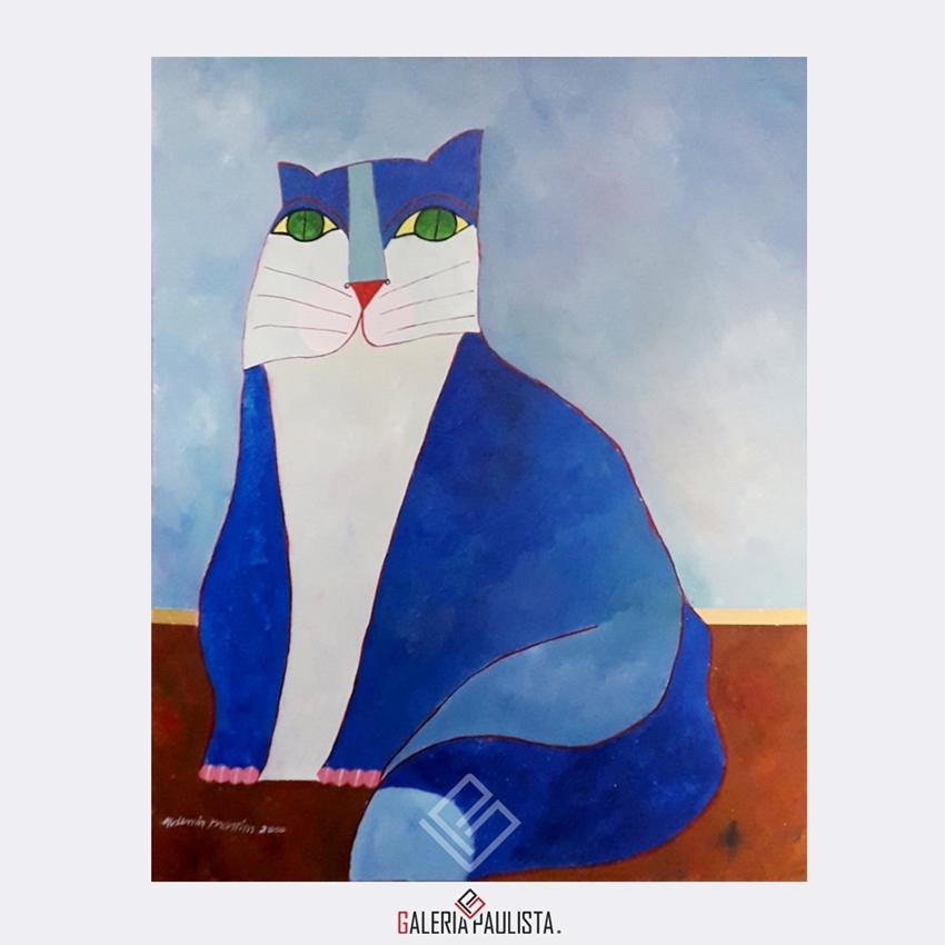 GP-P21061-Aldemir-Martins-Gato-Azul-AST-100×80-galeria-paulista