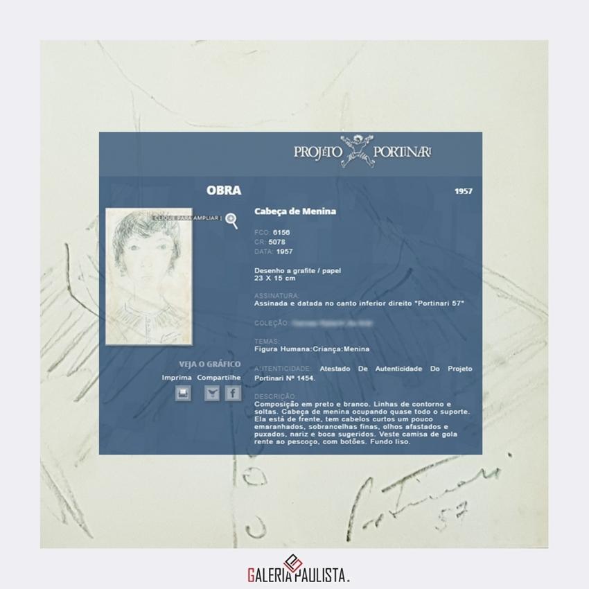 GP-21120-Candido-Portinari-Cabeça-Menina-Desenho-23×15-Galeria-Paulista-b