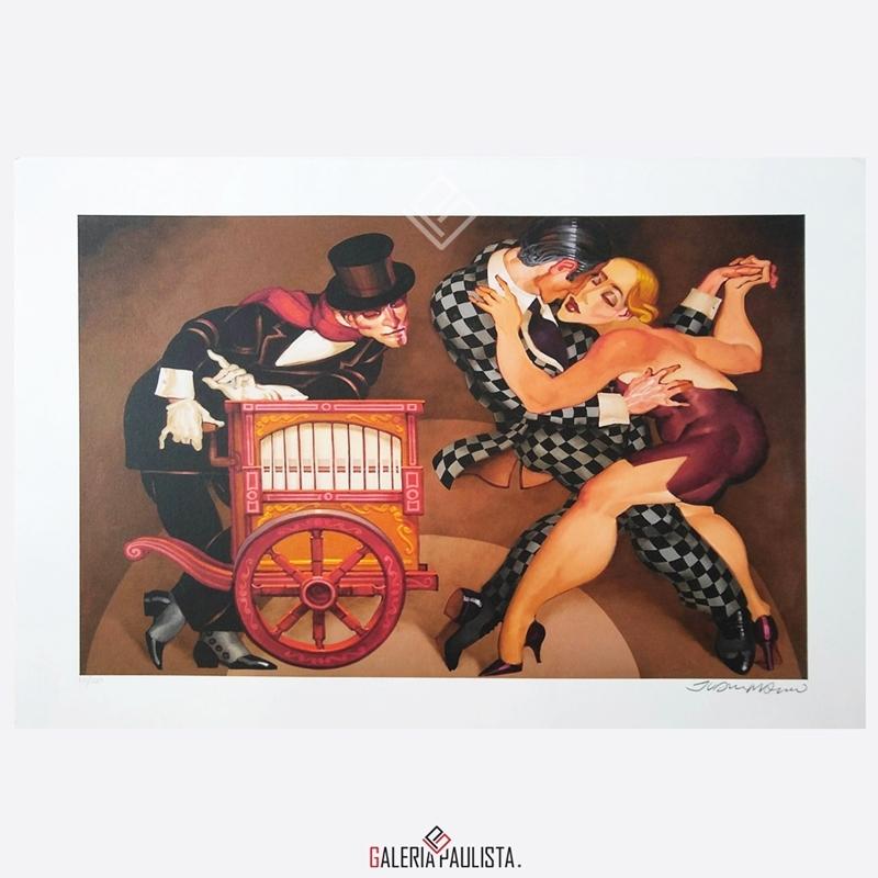 GP-G-31092-Juarez-Machado-Dança-Serigrafia-50×70-Galeria-Paulista-arte-a