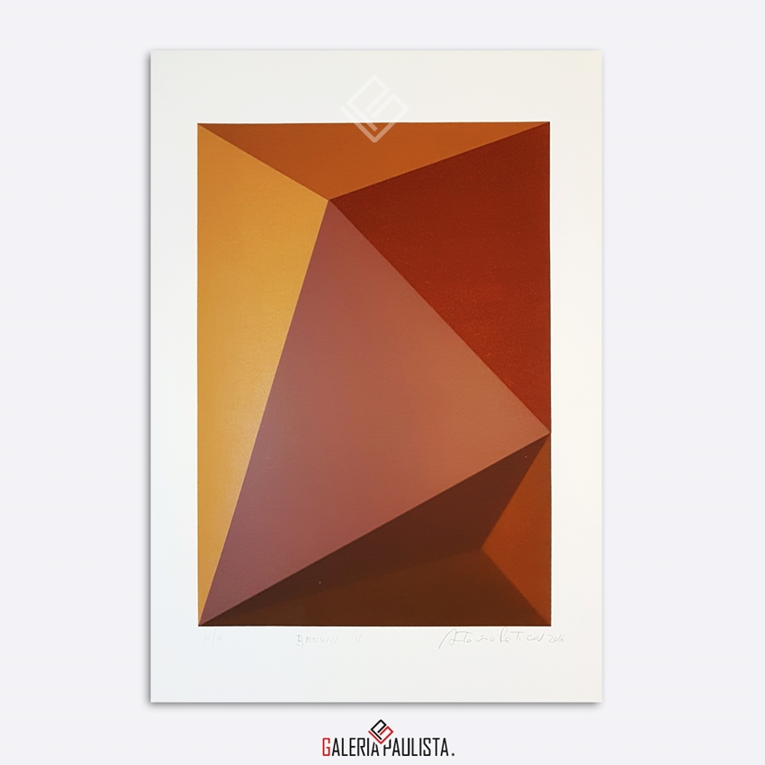 GP-G31074-Antonio-Peticov-Brown-Serigrafia-50×35-Galeria-Paulista