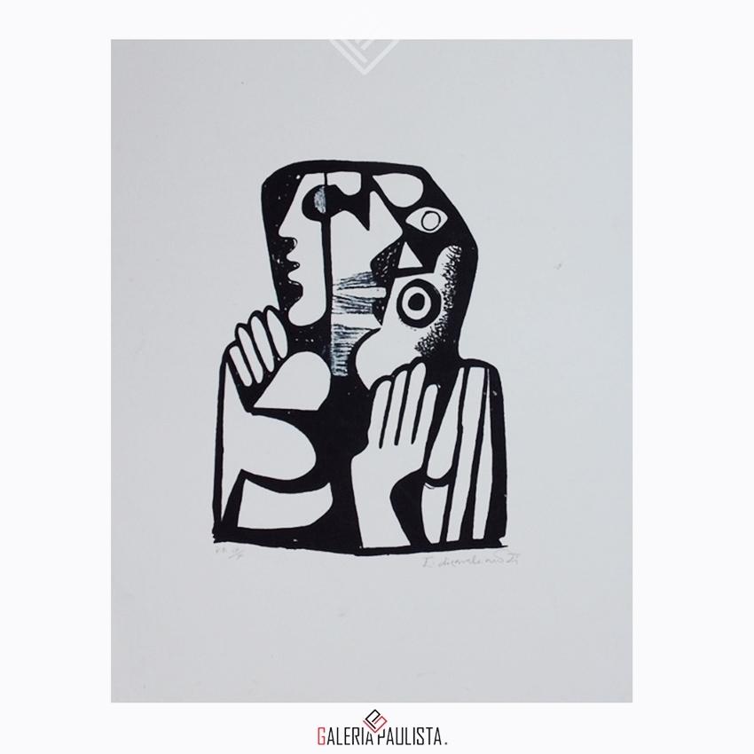 GP-G31079-Di-Cavalcanti-Figura-Gravura-50×40-Galeria-Paulista-Arte