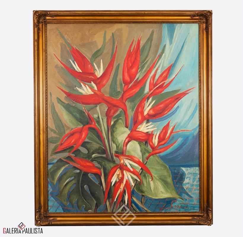 GP-P21080-Georgina-de-Albuquerque-Helicônias-OST-78×60-Galeria-Paulista-Arte