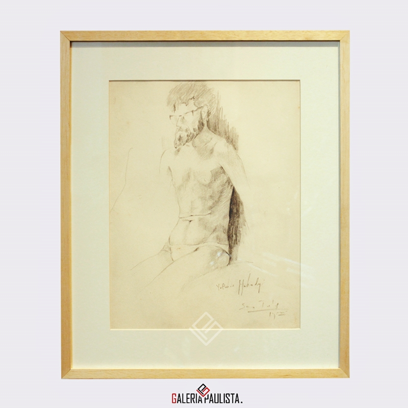 GP-P21083-Yolanda-Mohalyi-Figura-Masculina-Desenho-Papel-36×27-Galeria-Paulista-Arte