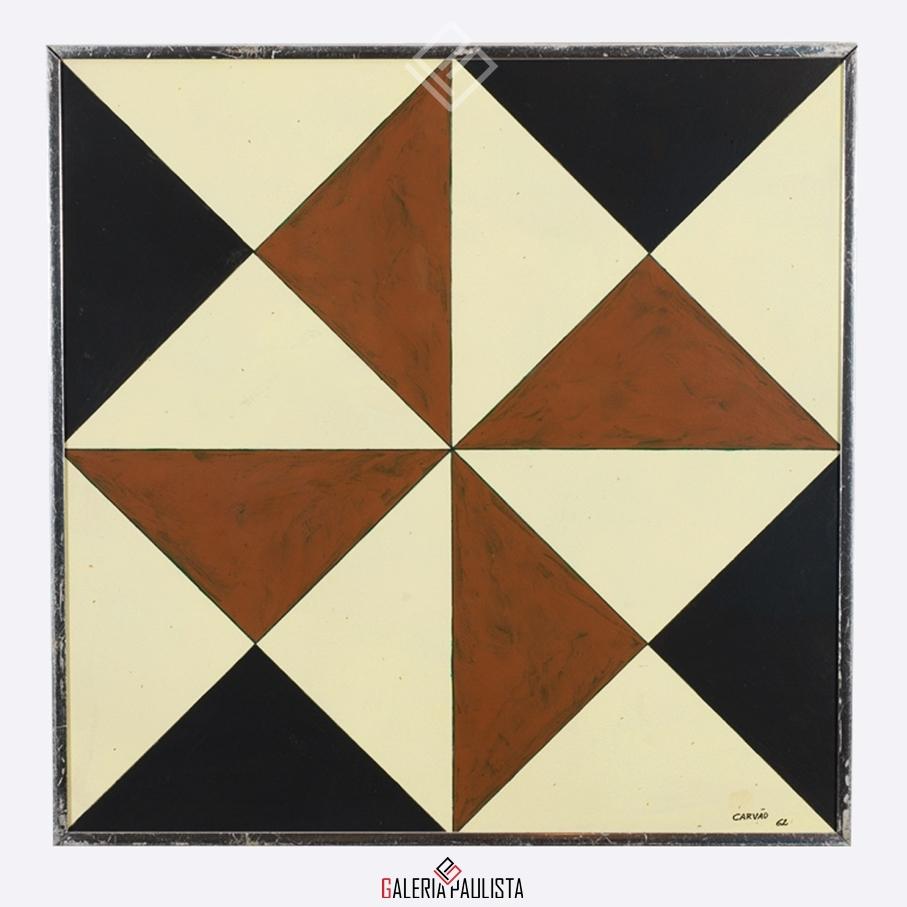 GP-P21097-Carvão-Composição-Geométrica-OSC-39×39-Galeria-Paulista-Arte-a