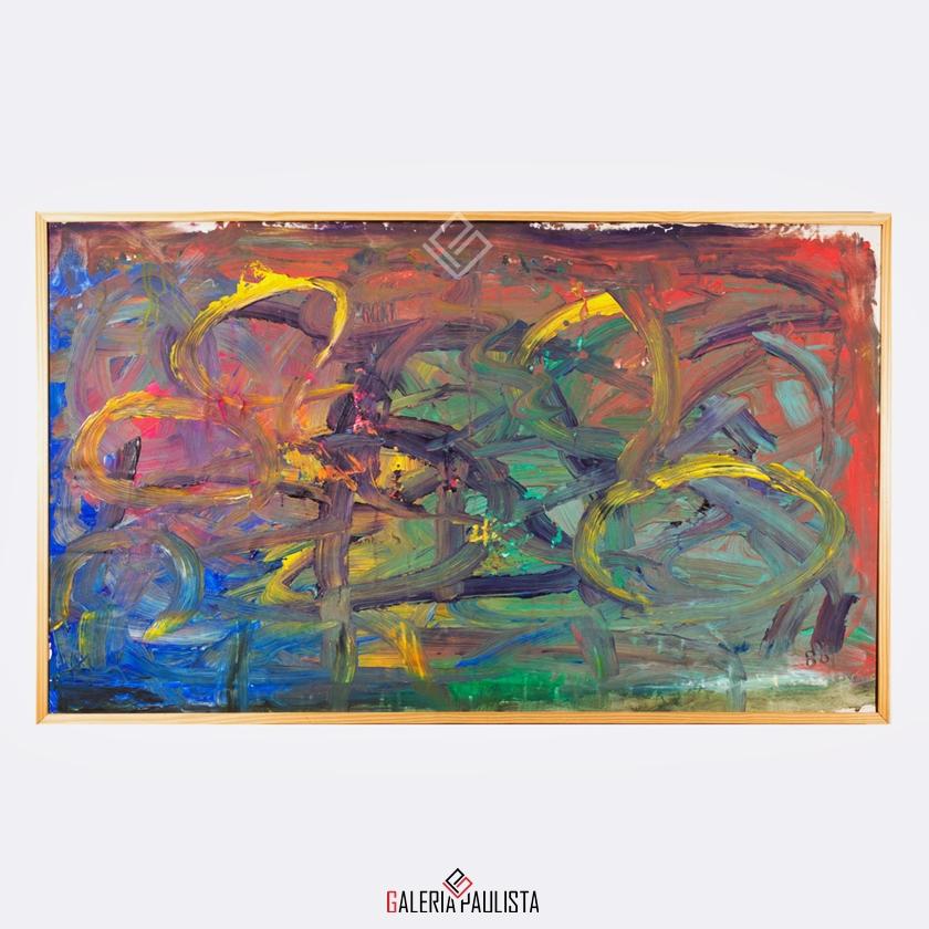 GP-P21114-Jorge-Guinle-Briga-de-Galo-OST-60×100-cm-Galeria-Paulista-arte