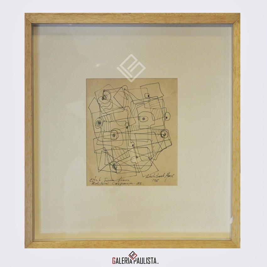 GP-P21118-Burle-Marx-Estudo-16×19-Galeria-Paulista-Arte