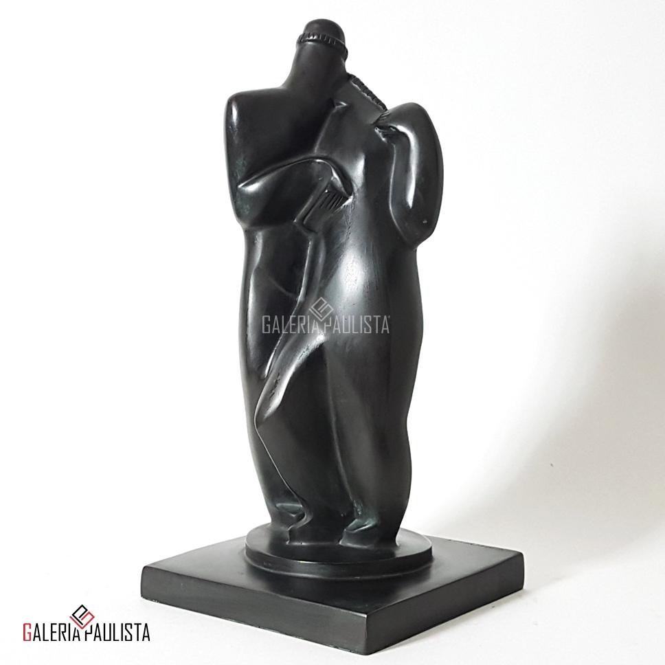 GP-E11028-Victor-Brecheret-Beijo-Escultura-Bronze-33-cm-Galeria-Paulista-1