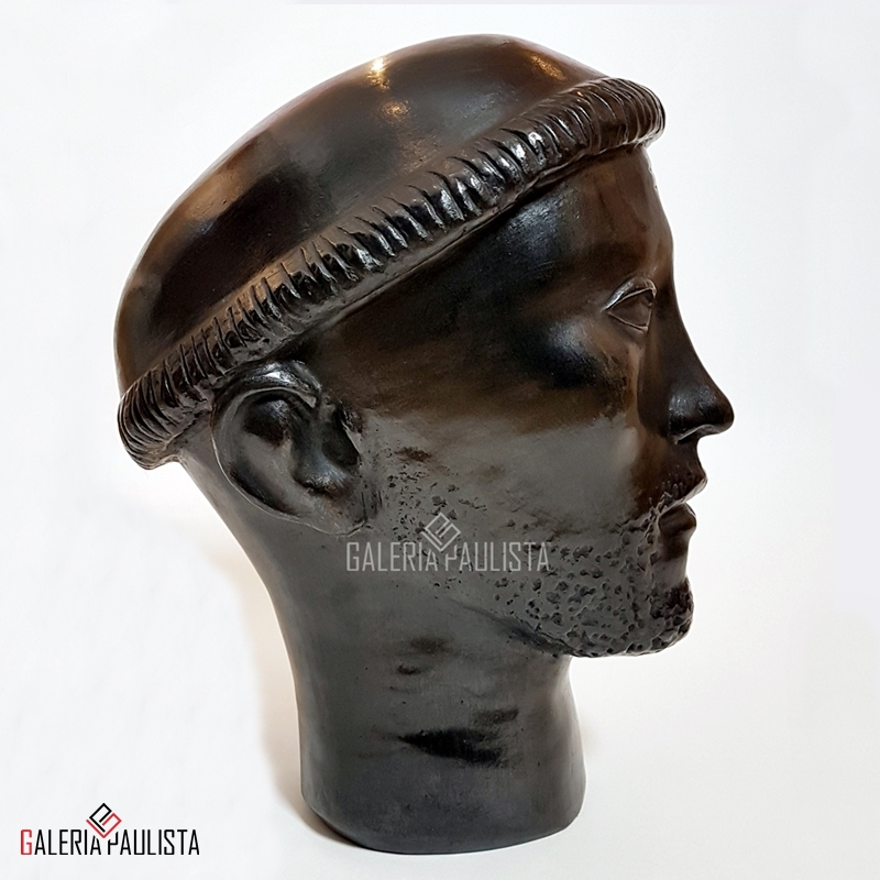 GP-E11032-Victor-Brecheret-Cabeca-S-Francisco-Bronze-Galeria-Paulista-b