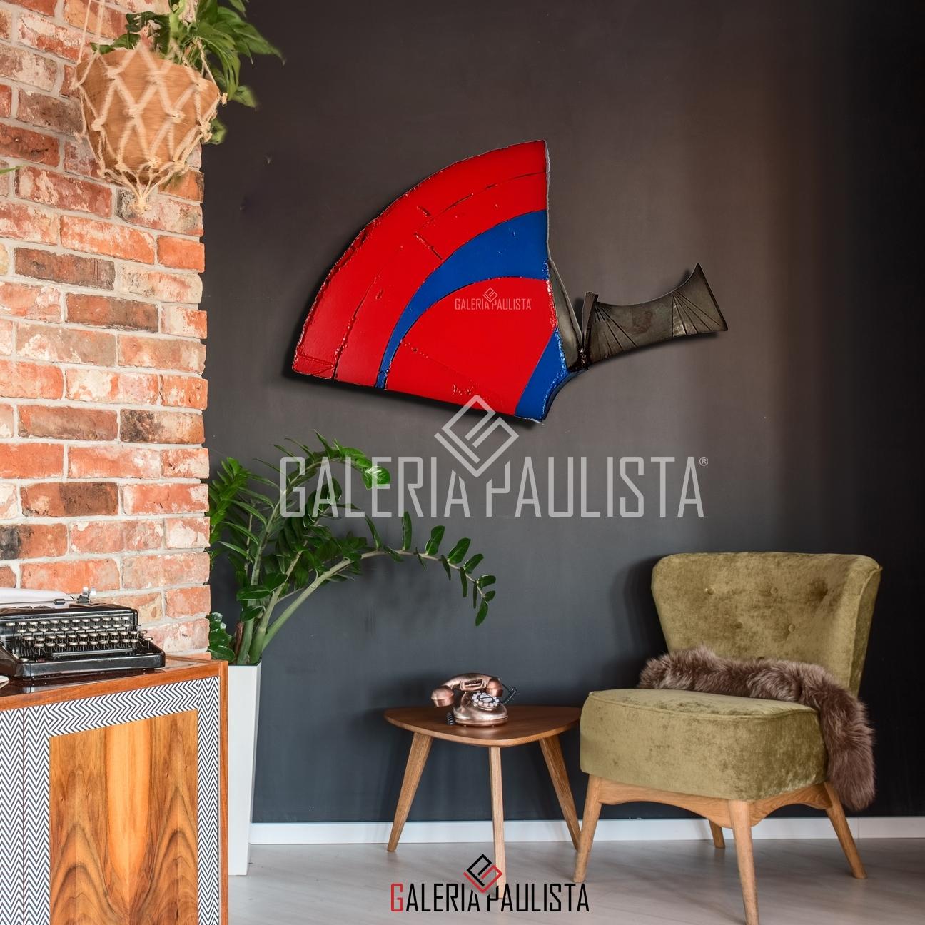 GP-PE11050-Caciporé-Torres-Buterfly-Escultura-Aço-Galeria-Paulista-E