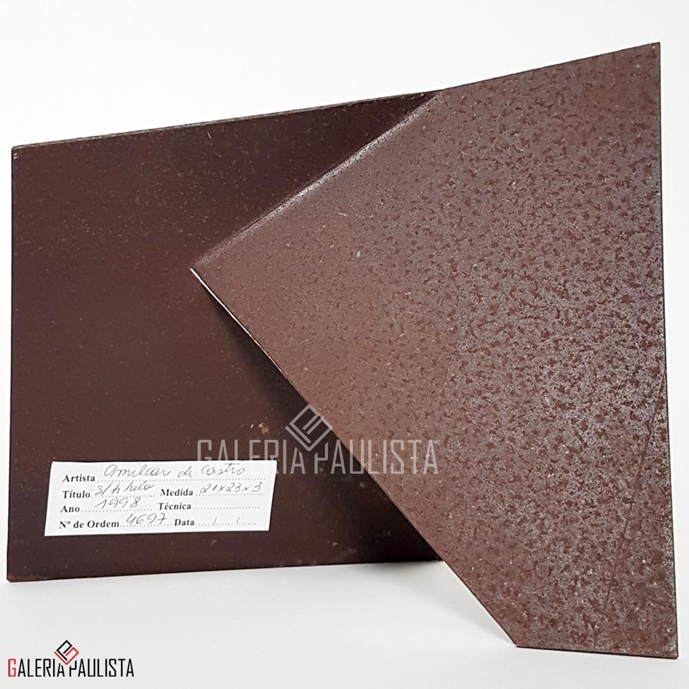 GP-E11056-Amilcar-de-Castro-Escultura-Aço-Corte-Dobra-Galeria-Paulista-Arte-b