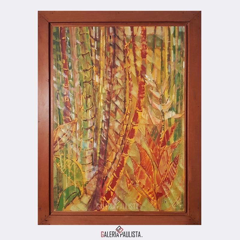 GP-P21143-Chico-Ferreira-Areca-Bamboo-OSM-85×60-cm-Galeria-Paulista-Arte-1