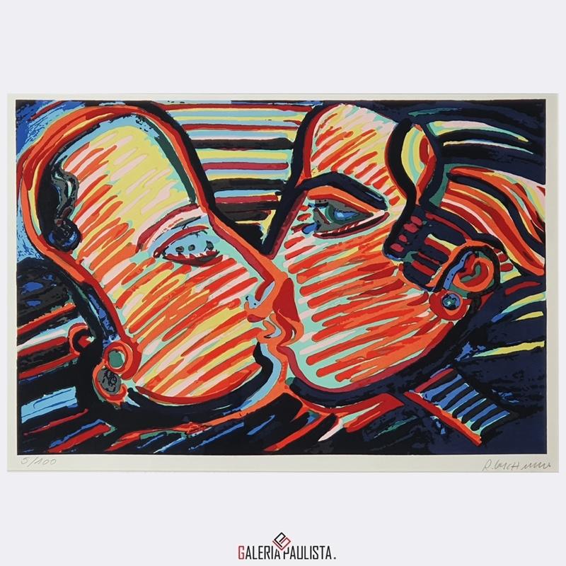 GP-G31220-R-Gerchman-Casal-Beijo-Serigrafia-35×50-Galeria-Paulista-L3